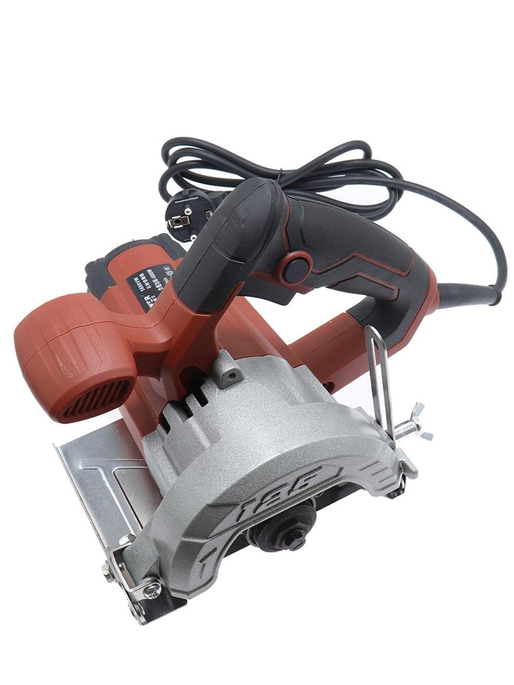 متعددة الوظائف منشار دائري كهربائي أدوات قطع الخشب معدن بلاط رخامي الطوب المنزلية عالية الطاقة آلة قطع 4880 واط 220 فولت