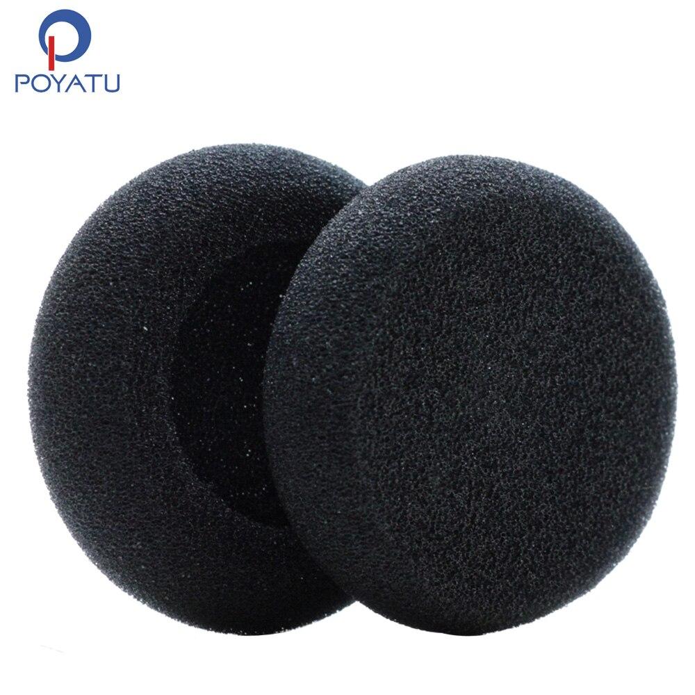 POYATU 2 paires oreillettes pour Koss Porta Pro oreillettes coussins housse pour Koss Porta Pro PP casque mousse souple pièces de rechange