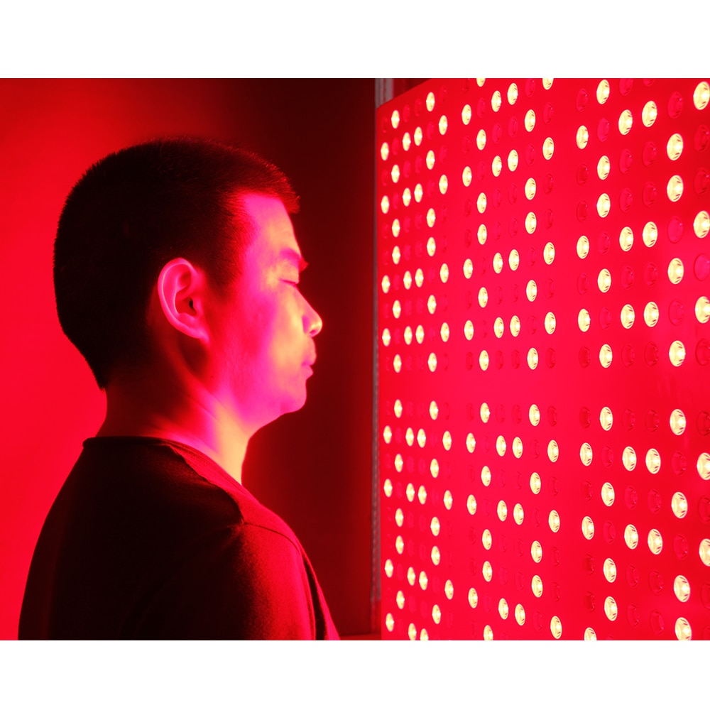 مصباح العلاج بالضوء الأحمر LED ، لوحة الأشعة تحت الحمراء ، 850 نانومتر ، 660 نانومتر ، لتخفيف آلام الجلد ، سخان الوجه والجسم ، التدفئة ، مصابيح الر...