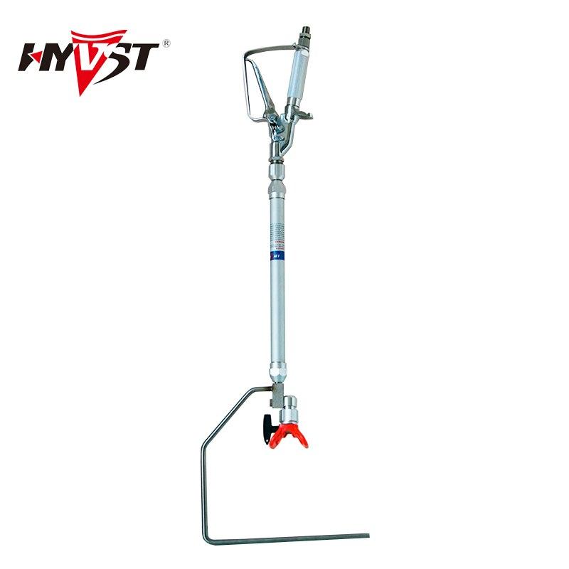 Rolo mal ventilado do pulverizador da pintura da venda quente com o rolo mal ventilado do pulverizador do rolo da pintura do pólo da extensão de 30cm