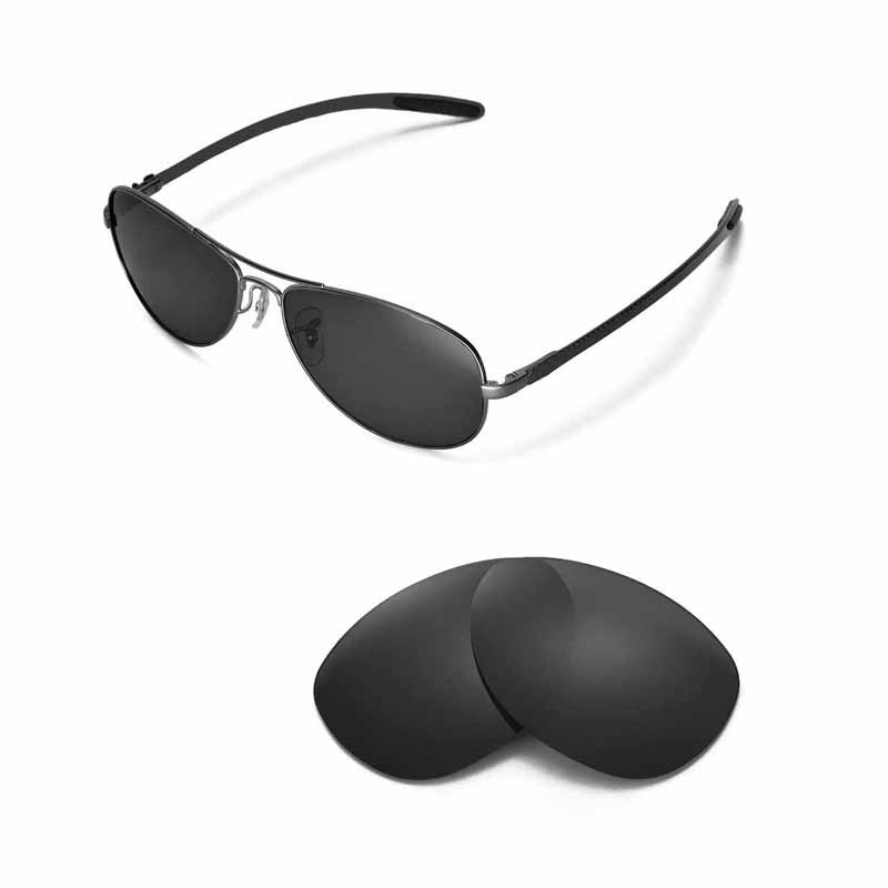 Walleva Polarized Replacement Lenses for Ray-Ban RB8301 59mm Sunglasses USA shipping