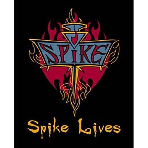 Buffy The Vampire Slayer Spike Lives T-Shirt, Size X-Large, NEW UNWORN  Cool Casual pride t shirt men Unisex Fashion tshirt