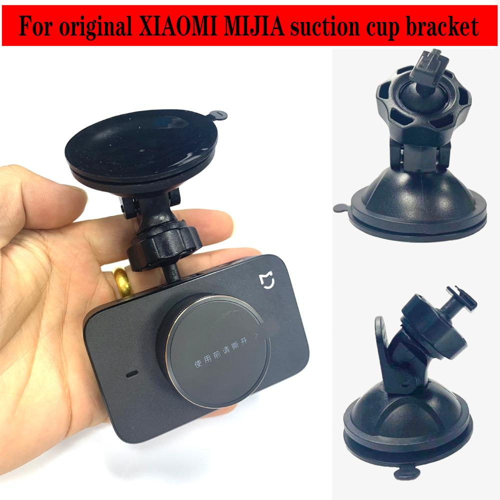 For original XIAOMI MIJIA suction cup bracket Car dvrs mount holder suction cup dvr mini dash camera bracket holders 1pc