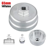 oil filter cap wrench cup socket remover tool for toyota lexus 65mm 14 flutes