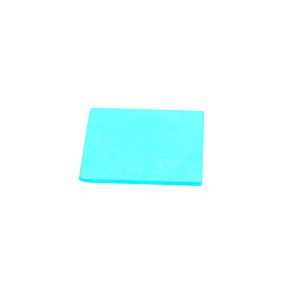 5 шт., фильтры квадратной формы, 70x70x2 мм