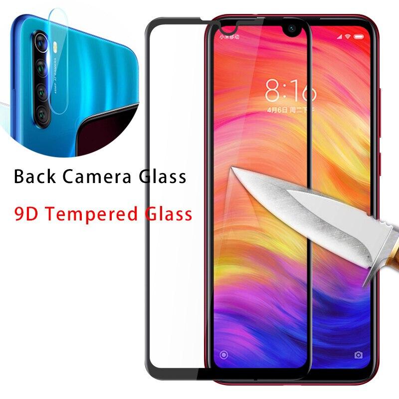 Cristal templado para cámara Xiaomi Redmi 8A 7A 6A Protector de pantalla para Redmi 8 7 6 Pro 5 Plus 9D cristal Protector de lente para S2 GO