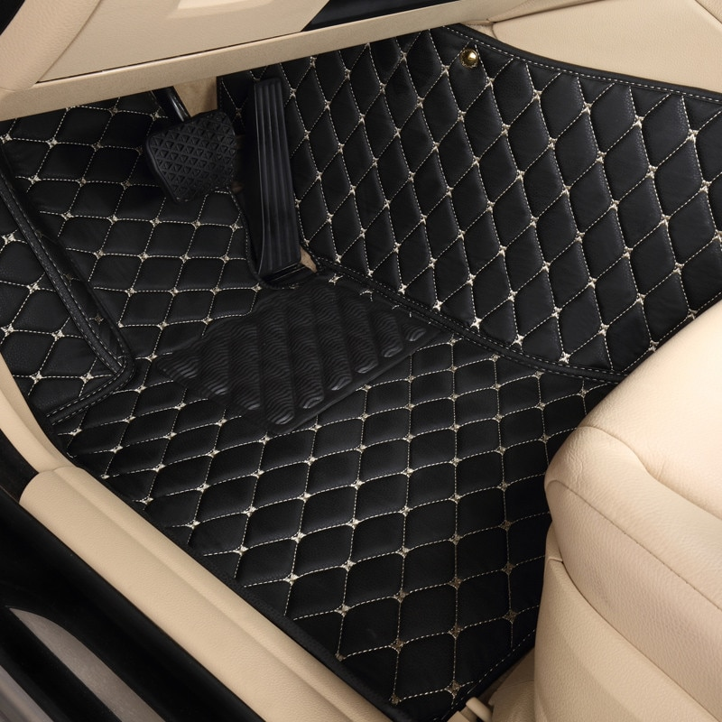 Alfombra del coche para 2000-2019 FORD USA Mustang Cabriolet Coupe CONVERTIBLE Ranger...