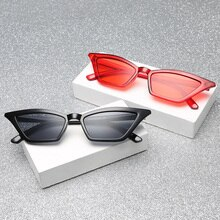 Small Square Women Sunglasses For Men Eyeglasses Luxury Designer Gafas Cat Eye Eyewear Lunette oculo