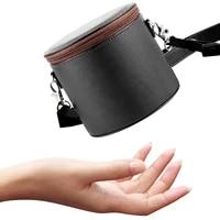 Cuir Haut-Parleur Bluetooth Intelligent Sac Etui De Protection Pour Homepod Mini Etui A Haut-Parleur Sac De Rangement Haut-Parleur Intelligent Accessoires