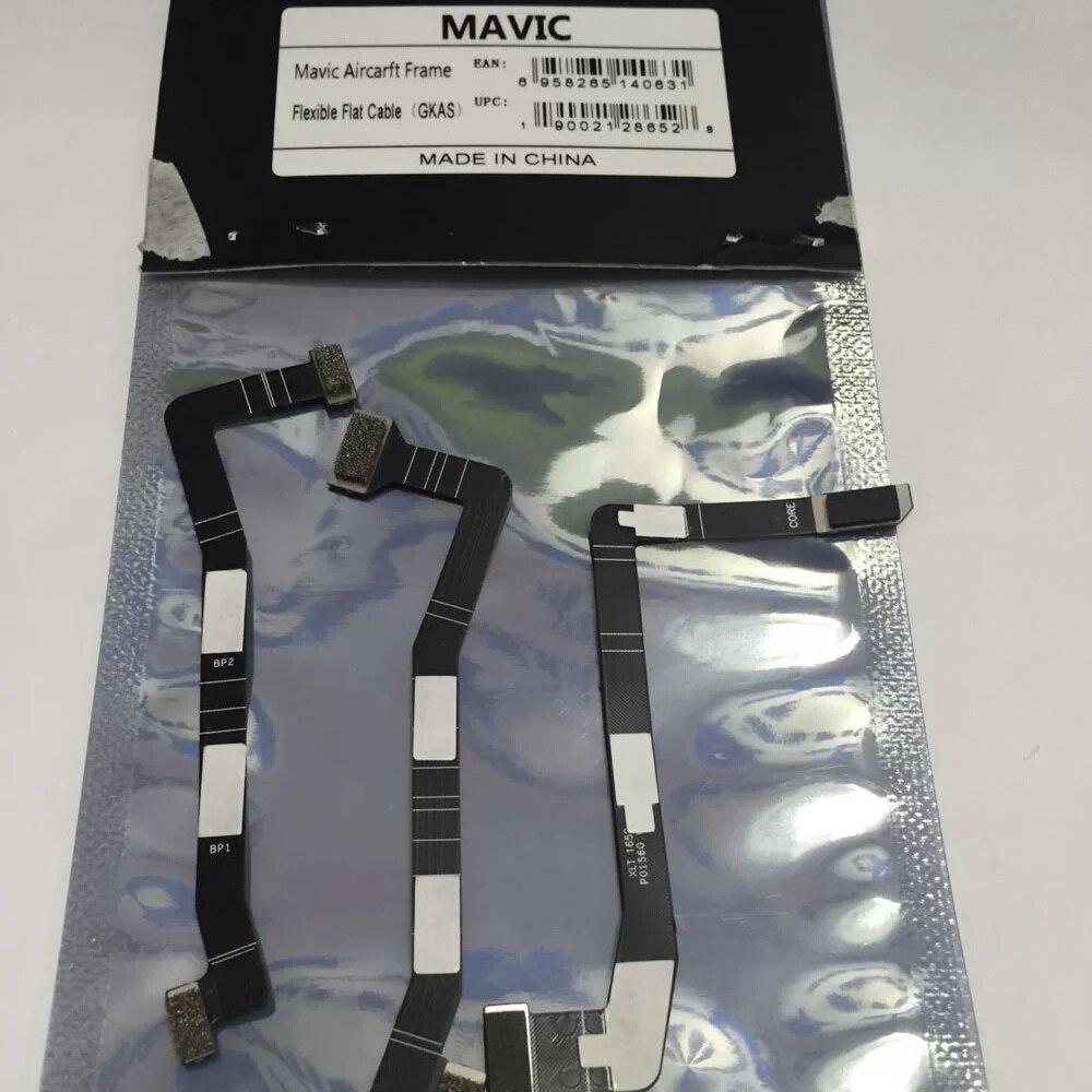 3Pcs PCB Ribbon PTZ Flex Repair Flat Cable For DJI Mavic Pro Drone Frame Flexible Cable For Mavic Pro Accessories