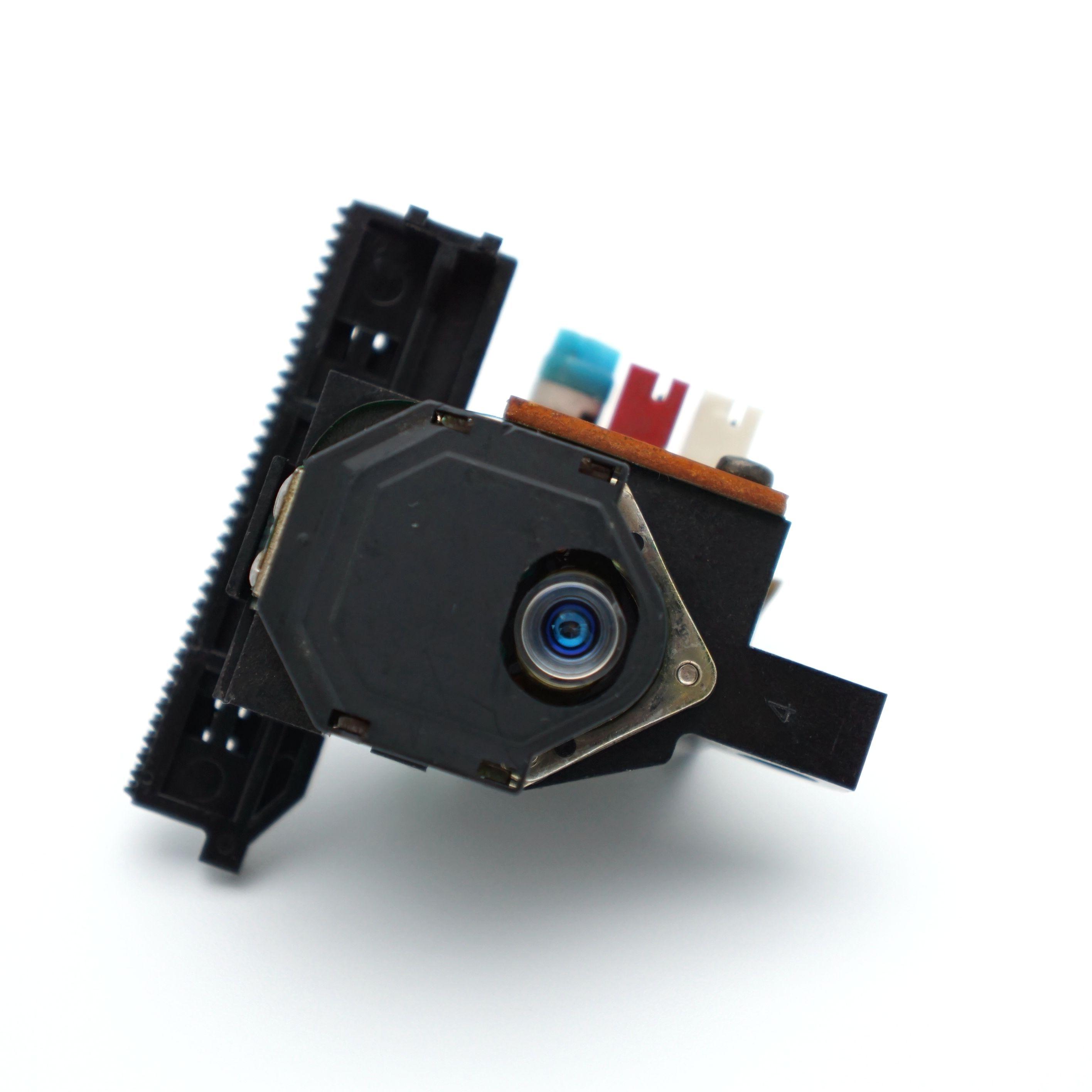 Repuesto Original para reproductor de CD LUXMAN D-113, lente láser Lasereinheit, montaje...