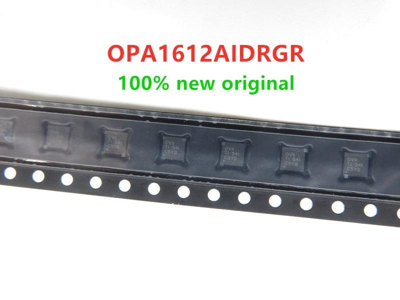OPA1612AIDRGR OPA1612AIDRGT silk screen OVII OPA1612 SON8 100%  new original