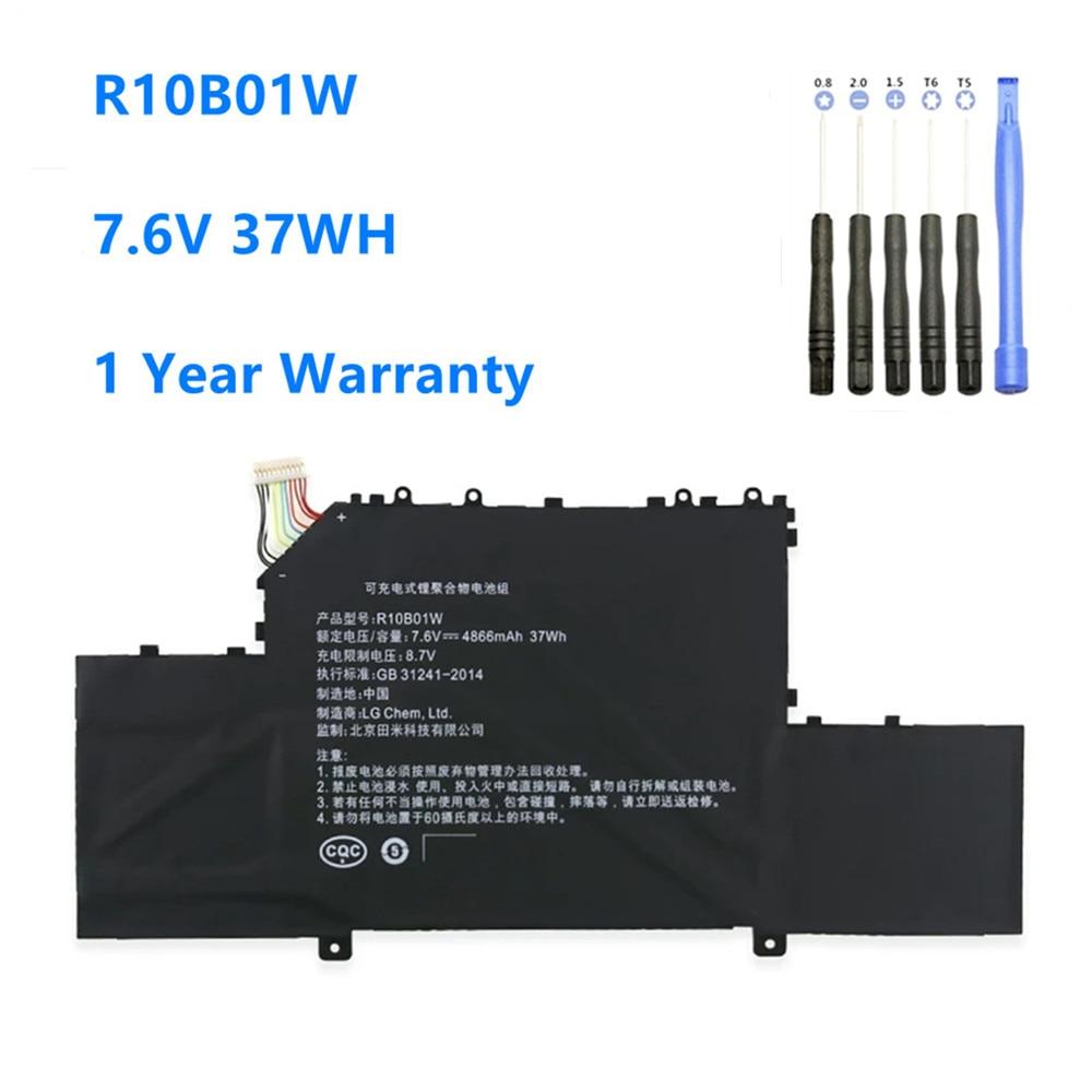 R10B01W Laptop Battery for Xiaomi Mi Air 12.5