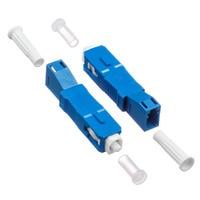 SC-LC Hybrid Adapter SC Male to LC Female Fiber Optic Adaptor