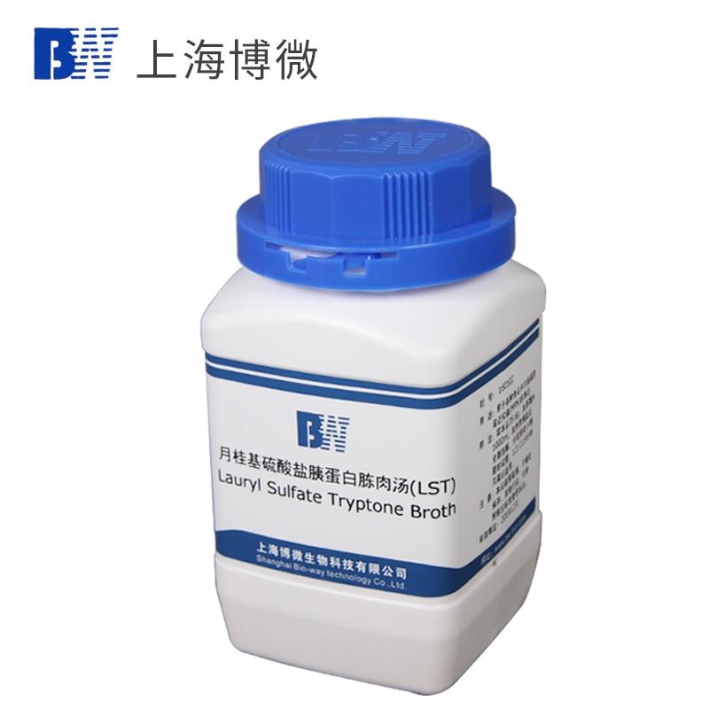 Лаурилсульфат триптон, отвар LST, лабораторный пищевой колиформ, определение МПН, 250 г