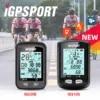 IGS20E komputer rowerowy GPS iGPSPORT iGS10S IPX6 wodoodporny MTB droga 10S rower przebieg Sport prędkościomierz Mileo