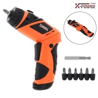 power tool 4 x 5aa dry cell type mini electric screwdriver for furniture installation screwing corner repair