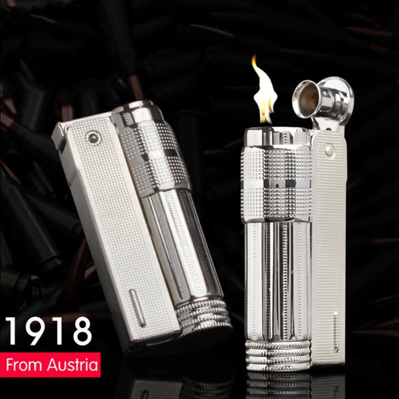 Оригинальная зажигалка IMCO 6700 из нержавеющей стали, оригинальная масляная бензиновая Зажигалка для сигар, креативные бензиновые керосиновы...