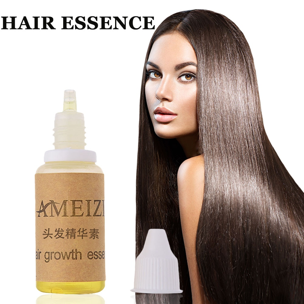 Practical Fast Smooth Hair Growth Essence Portable Multi-functional Effective Growth Essence Oil Hai