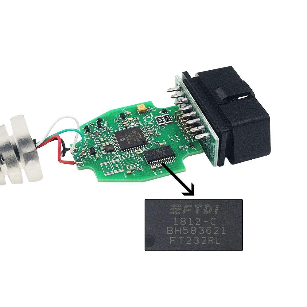 Cable conector para herramienta de diagnóstico de coche Opel 10 PIN OBD/OBD2, 10 pines, para Opel