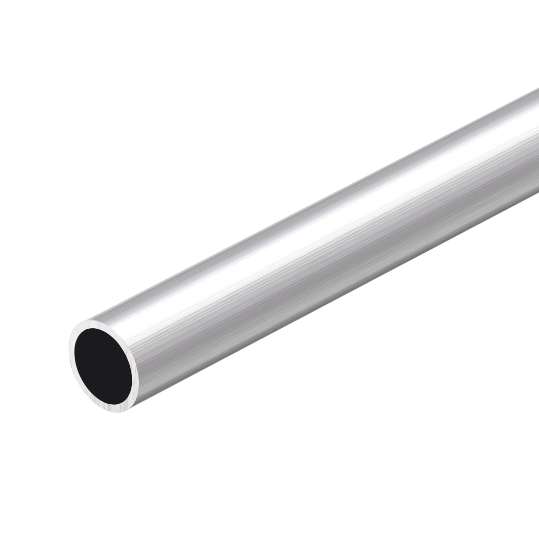 uxcell 1-3pcs 16mm OD 5-15mm Inner Dia Seamless Aluminum Straight Tubing 300mm Length 6063 Aluminum Round Tube