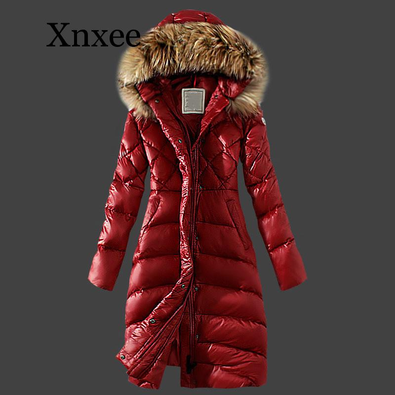 Winter Coat Women New Long Parka Casual Outwear Hooded Thickening Cotton Coat Winter Jacket For Coat Women Clothes