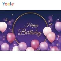 birthday backdrop for photo studio custom glitter balloon vinyl party photography background photophone photozone