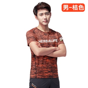 2020 Herbalife new T-shirt tops for men and women fashion short-sleeved sportswear cycling short sleeve clothing man