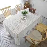 table cloth for home fabric table cloth for rectangular table wedding decoration table linen tablecloth with embroidery kitchen