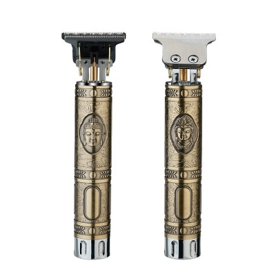 Professional Rechargeable Hair Clipper Barber Carving T Outliner Blade Hairdressing Hair Trimmer Shaving Cuttting Machine enlarge