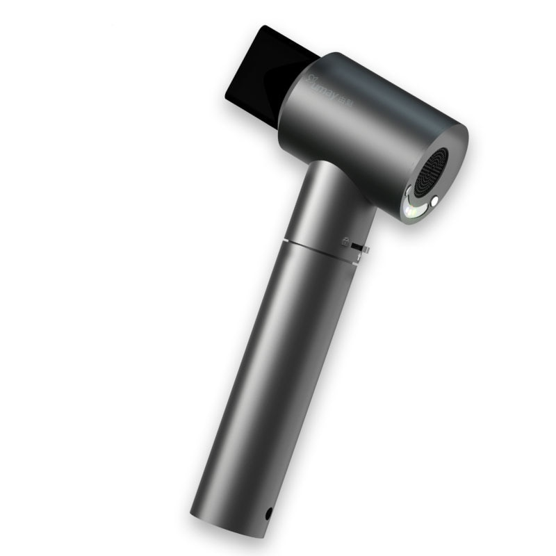 Cordless Rechargeable Hair Dryer Outdoor Tools Art Painting Dryer Detachable and Lightweight Hair Blower Cold Wind Hot Wind enlarge