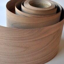 American Walnut(C.C) Wood Veneers Flooring DIY Furniture Natural Material bedroom chair table Skin Size 250x20 cm hour Veneer