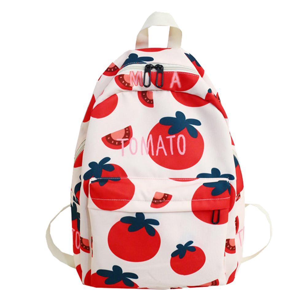 Fashion Unisex Men Women Backpack Youth Cute Backpacks for Teenage Girls Boys School Shoulder Bag mochila