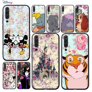 Image 1 - Disney в мультяшном стиле с милыми животными для Xiaomi Mi 11 11i до 10 ти лет обратите внимание; Размеры 9 и 10T 9 SE 8 Lite рro ультра 5G TPU силиконовый чехол для задней панели мобильного телефона