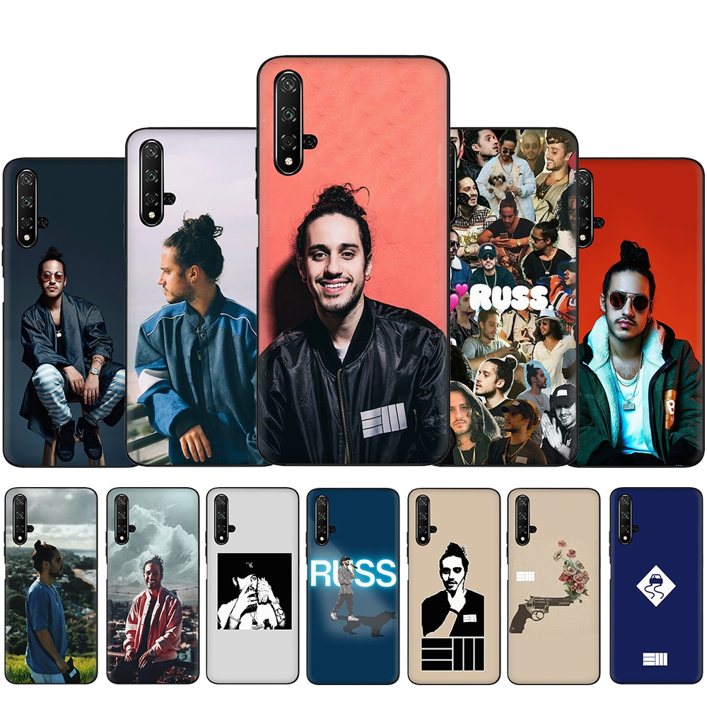 EWAU Bigflo y Oli caja del teléfono de silicona para Huawei Honor 6A 7A Pro 7C 7X 8X 8 9 Nota 10 Lite 20 9X Pro
