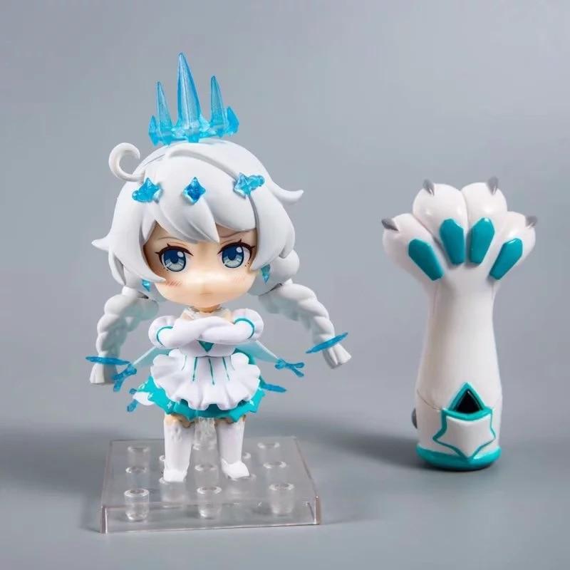 13 см Honkai Impact 3 3rd Kiana Kaslana фигурка игрушки кукла Рождественский подарок с коробкой