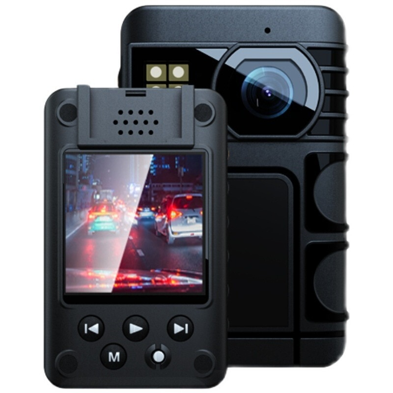 H50 HD Body Camera Audio Recording Wearable 1296P Police Camcorder Night Vision Video Recorder 128G Vaw Enforcement Trail Cam
