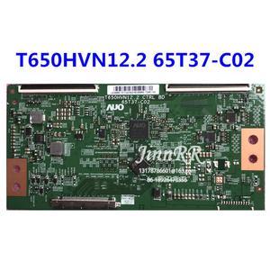 65T37-C02 CTRL BD Original logic board For T650HVN12.2 CTRL BD 65T37-C02 Logic board Strict test quality assurance 65T37-C02