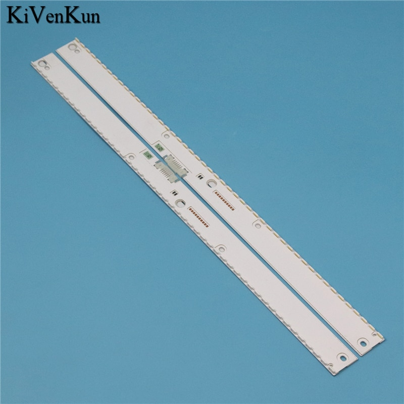 مجموعة مصباح التلفزيون شرائط إضاءة خلفية LED, لسامسونج UE43KU6675U UE43KU6679U UE43KU6770U UE43LS003A أشرطة LED V6ER _ 430SMAB Rulers