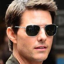 Men luxury Brand Designer Sun Glasses Vintage fashion Aviation AO Sunglasses For Male American Army