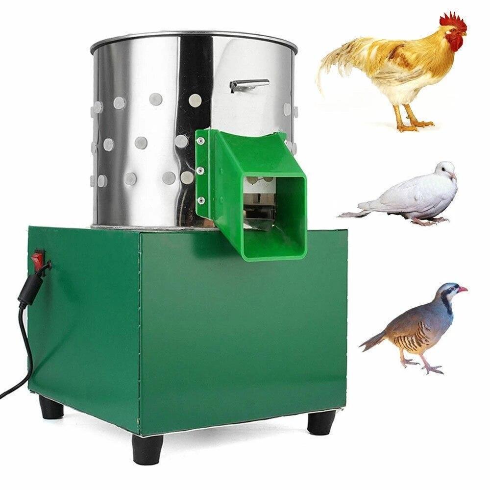 صغيرة حمامة الدجاج ريشة آلة نزع الريش الطيور Depilator ناتف حمامة السمان آلة إزالة الشعر 110 فولت 220 فولت