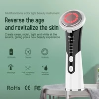 facial skin care facial massager led facial beauty lifting tightening reducing fine lines anti aging pore cleaning machine