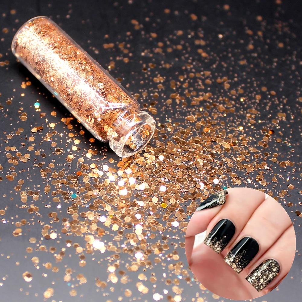 12 Colors DIY Acrylic Powder Poly Gel For Nail Polish Nail Art Decorations Crystal Manicure Set Kit Professional Nail Accesorios