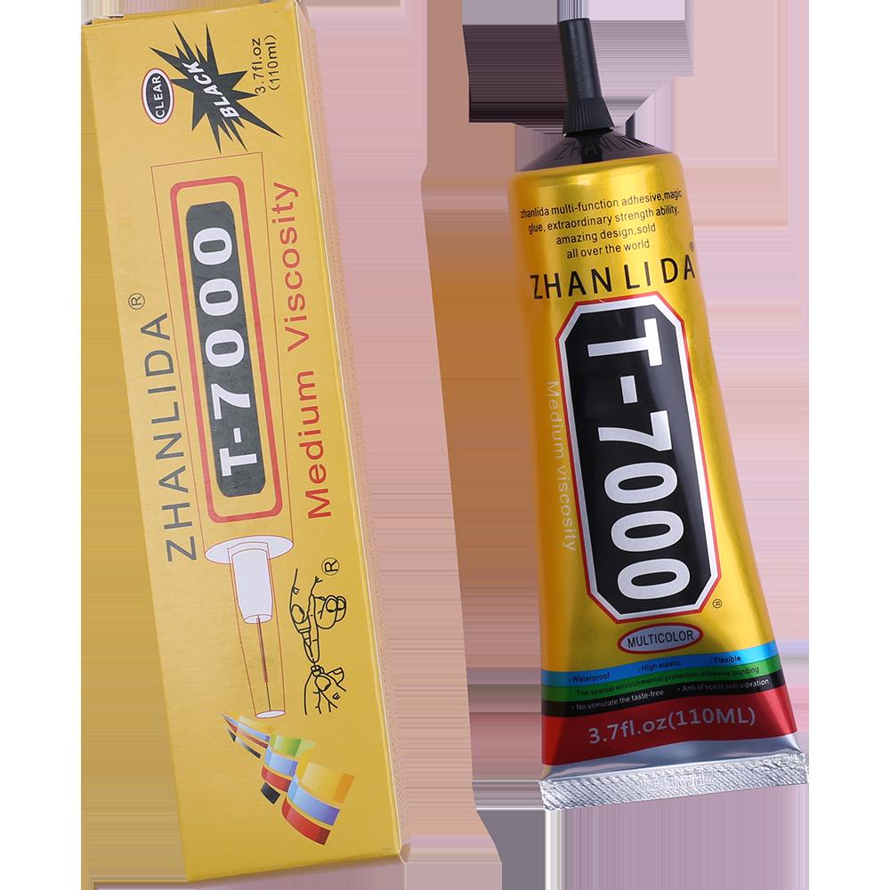 pantalla-de-vidrio-para-telefono-t7000-adhesivo-negro-de-110ml-superpegamento-de-cuero-metal-plastico-t-7000-tela-textil-t8000-t9000-t5000