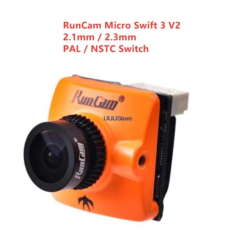 Новинка Runcam Micro Swift 3 V2 600TVL 1/3
