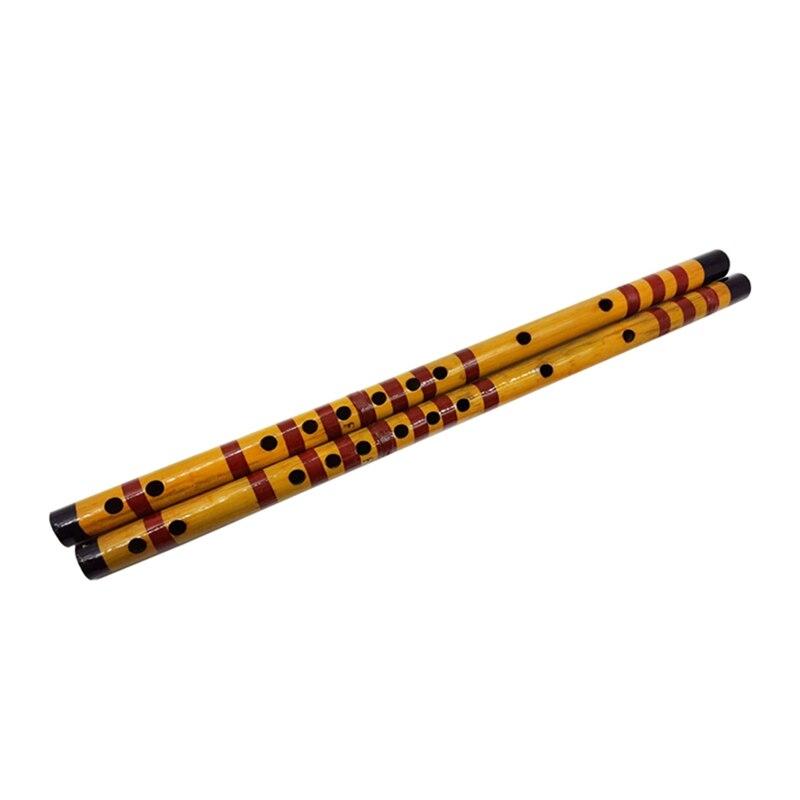Бамбуковая флейта, китайские традиционные музыкальные инструменты, бамбуковая флейта Dizi для начинающих C D E F G, поперечная флейта 47 см, бесплатная доставка