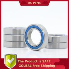 FUSHI R1038 2RS Bearings Blue Sealed Inch Size , ABEC-3 R1038rs Shaft Ball Bearing Parts For Hobby R