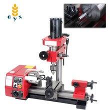 220V outil de tournage domestique/fraiseuse/petite machine-outil/Micro tour/outil de travail des métaux/machine-outil multifonction