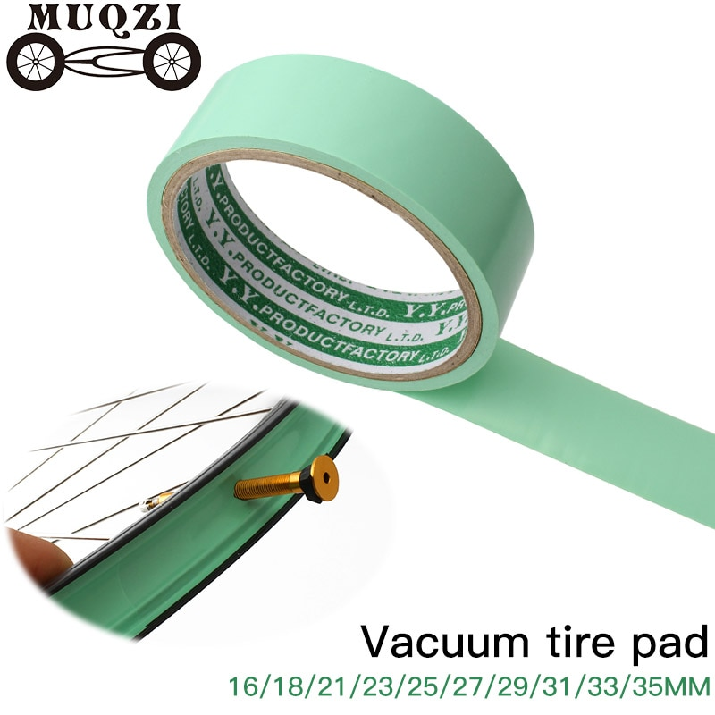 MUQZI Tubeless Rim Tape Width For Mountain Bike Road Bicycle Wheel Carbon Wheelset 16/18/21/23/25/27/29/31/33mm