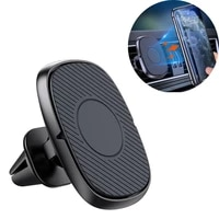 uigo universal magnetic car phone holder stand in car for iphone 11 samsung gps magnet air vent mount cell mobile phone holder
